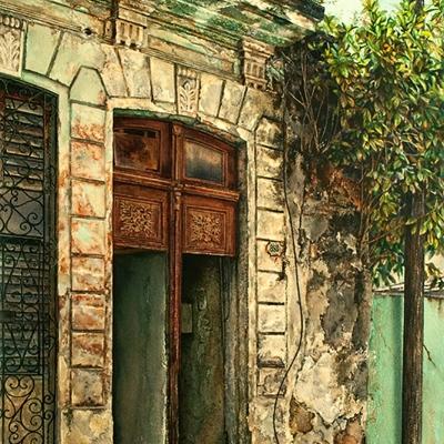 6-858-Havana-24_-x-36_-varnished-watercolour