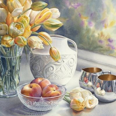 2-Still-Life-with-Terry-Jackson-Vase-14_-x-21_-watercolour