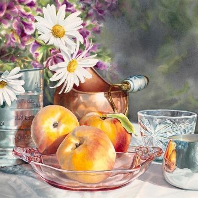 13-Peach-Reflections-15_-x-21_-watercolour