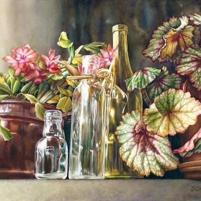 18-Winter-Cactus-20.522-x-28.522-watercolour