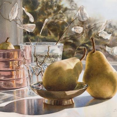 8-Autumn-Pears-14_-x-18_-watercolour